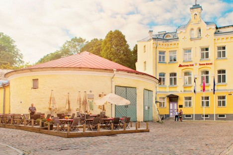 hotel Rixwell Old Town Hotel Tallin