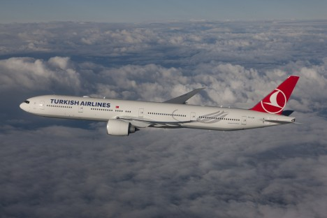 lennuühing Turkish Airlines