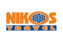 Nikos Travel logo
